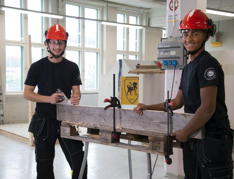 Bygg- och anläggningsprogrammet