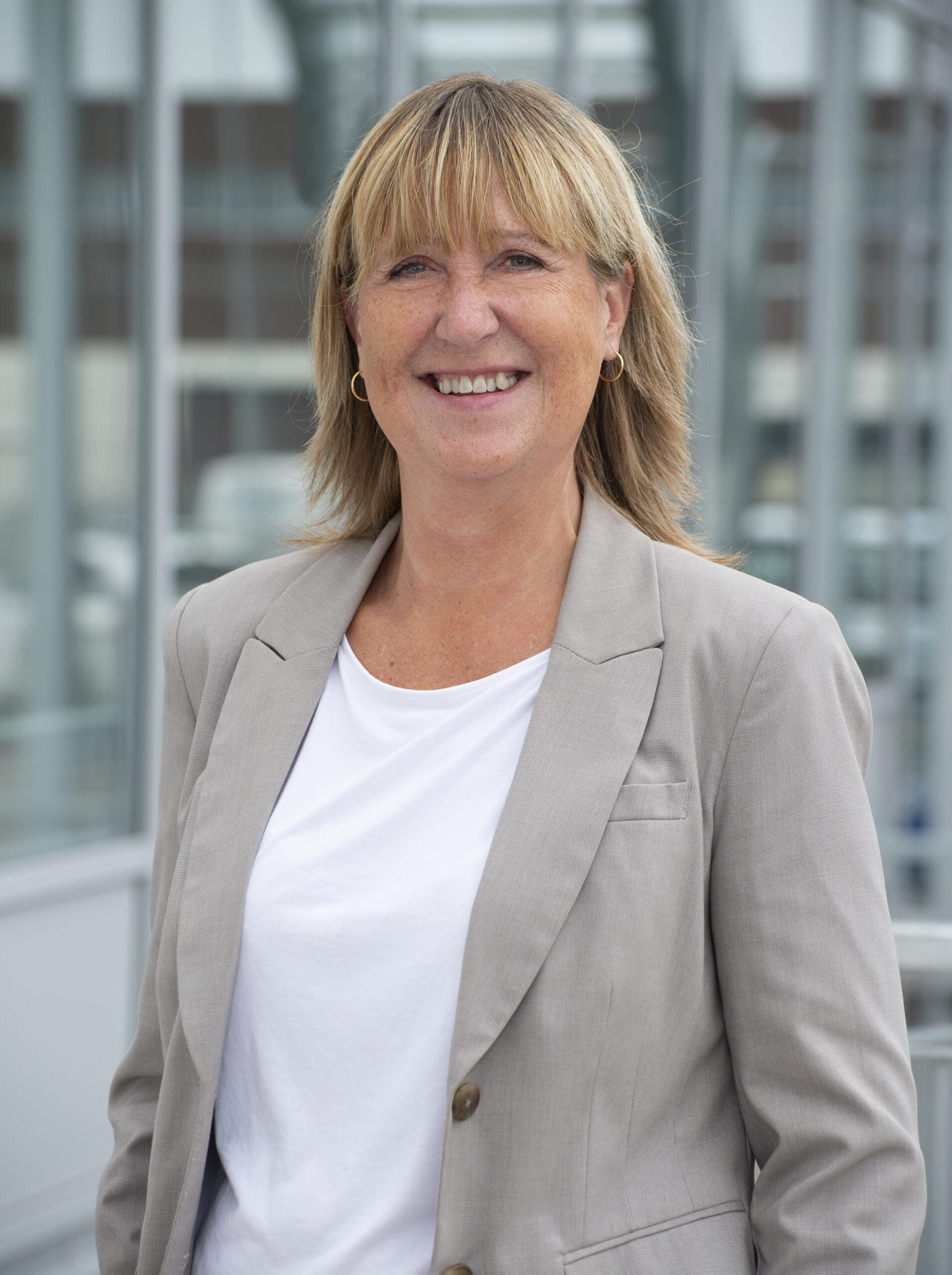 Rektor Sanna Vingren
