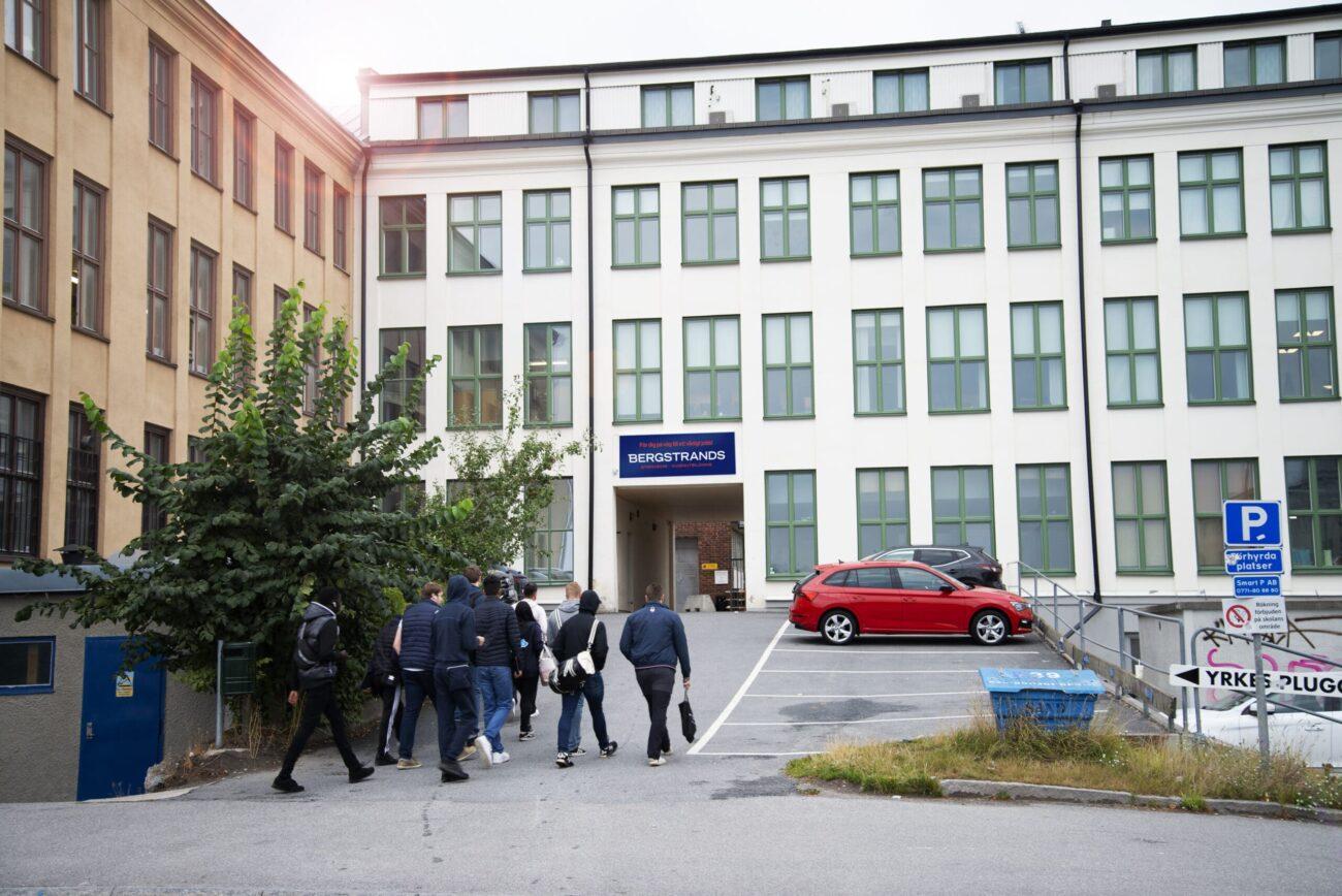 Bergstrands utbildningar Stockholm