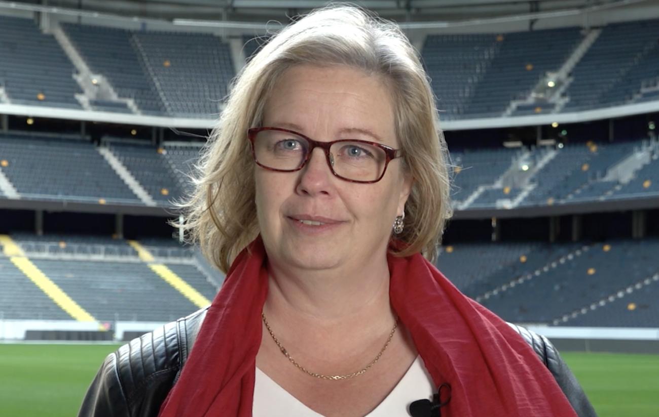 Annelee Bergstrand