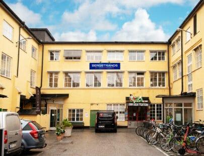 Sfi Bergstrands Uppsala