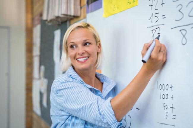 Grundläggande vuxenutbildning matematik